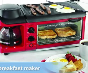 bacon, egg, and toaster image