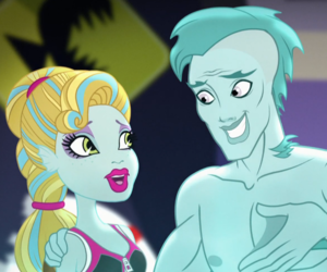 amour, lagoona blue, and reliationship image