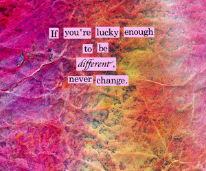 lucky, change, and different image