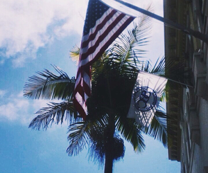 california, come back, and flag image