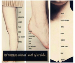 clothes, equality, and heels image