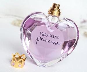 Vera Wang, perfume, and princess image