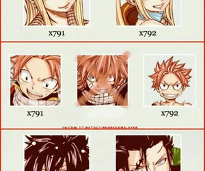 fairy tail, new chapter, and nalu image