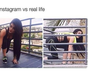 kylie jenner and instagram image