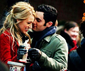 gossip girl, blake lively, and couple image