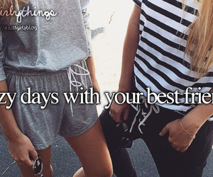 best friends and justgirlythings image