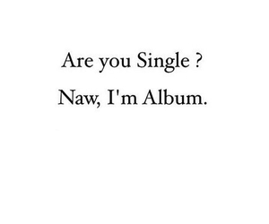 single, album, and funny image