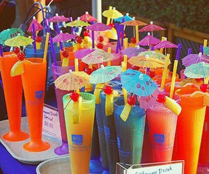 colorful, drinks, and love image