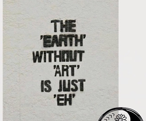 art, girl, and quote image