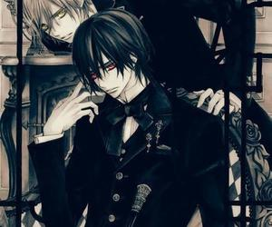 vampire knight, kaname, and anime image
