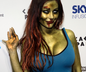 zombie, jersey shore, and jwow image