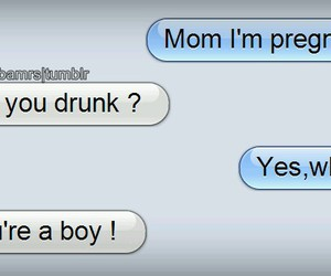 boy, drunk, and pregnant image