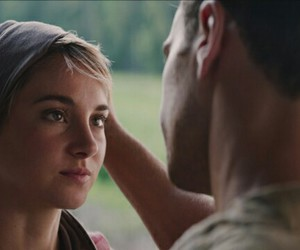 four, insurgent, and Shailene Woodley image