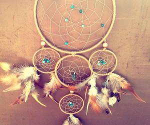 beautiful, beauty, and dreamcatcher image
