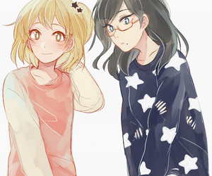 haikyuu and kiyoyachi image