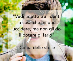 colpa delle stelle, colpadellestelle, and the fault in our stars image