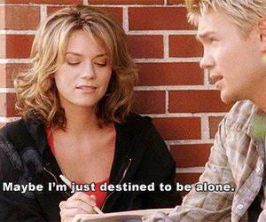 one tree hill, quote, and lucas scott image