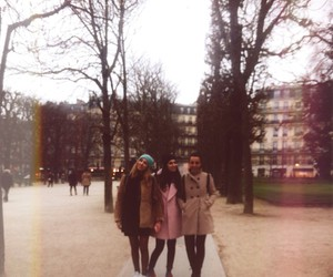 colors, france, and girls image