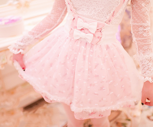 clothes, pink, and pretty image