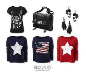 clothes, Collage, and wishlist image
