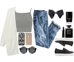 fashion, Polyvore, and my edit image