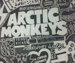 lovely, arcticmonkeys, and followme image