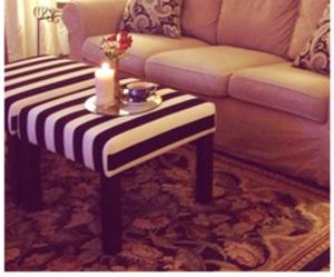 coffee table, home, and ikea image