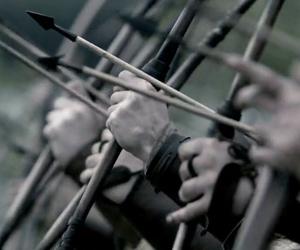 arrow, archer, and archery image
