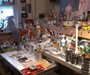 studio and work space image