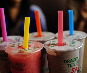 bubble tea, tasty, and cool image