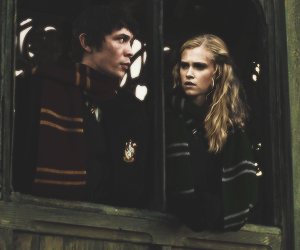bellamy, harry potter, and blake image