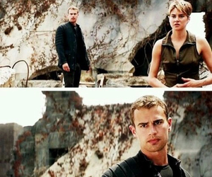 four and insurgent image