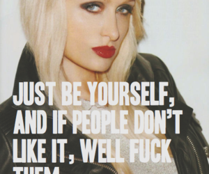 paris hilton, quote, and paris image