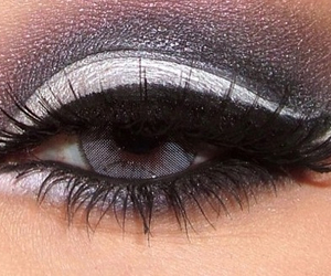 makeup, eye, and make up image