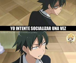 Otaku, anime frases, and frases anime graciosas image