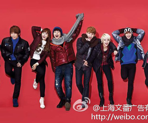 SHINee, f(x), and my boys and my girls image