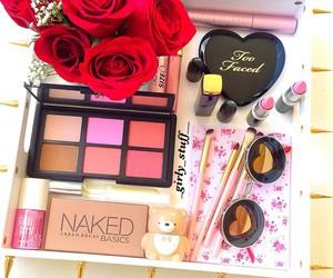cosmetics, fashion, and girly image