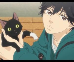 ao haru ride, anime, and kou image
