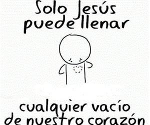 love, jesus, and dios image
