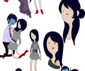 adventure time, mother, and marceline image