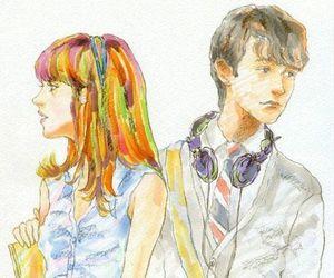 500 Days of Summer, couple, and Joseph Gordon-Levitt image