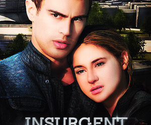 insurgent, four, and movie image