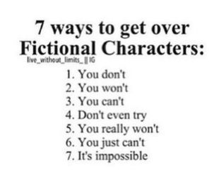 fictional characters, books, and characters image