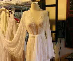 bride, wedding, and bridal lingerie image