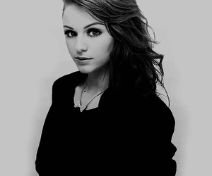 cher lloyd, hair, and black and white image