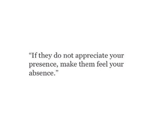 absence, appreciate, and fake image