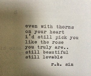 quotes and thorns image