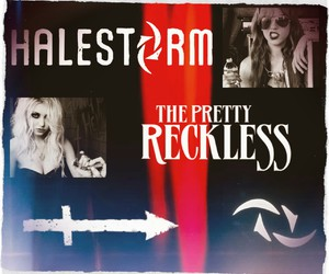 hard rock, heavy metal, and Taylor Momsen image
