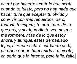 amor, tristeza, and olvido image