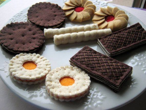 chocolate, Cookies, and crafts image